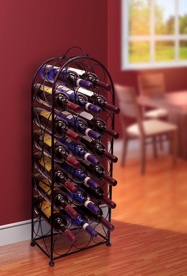 Robot Check Wine Stand Wine Rack Wine Bottle