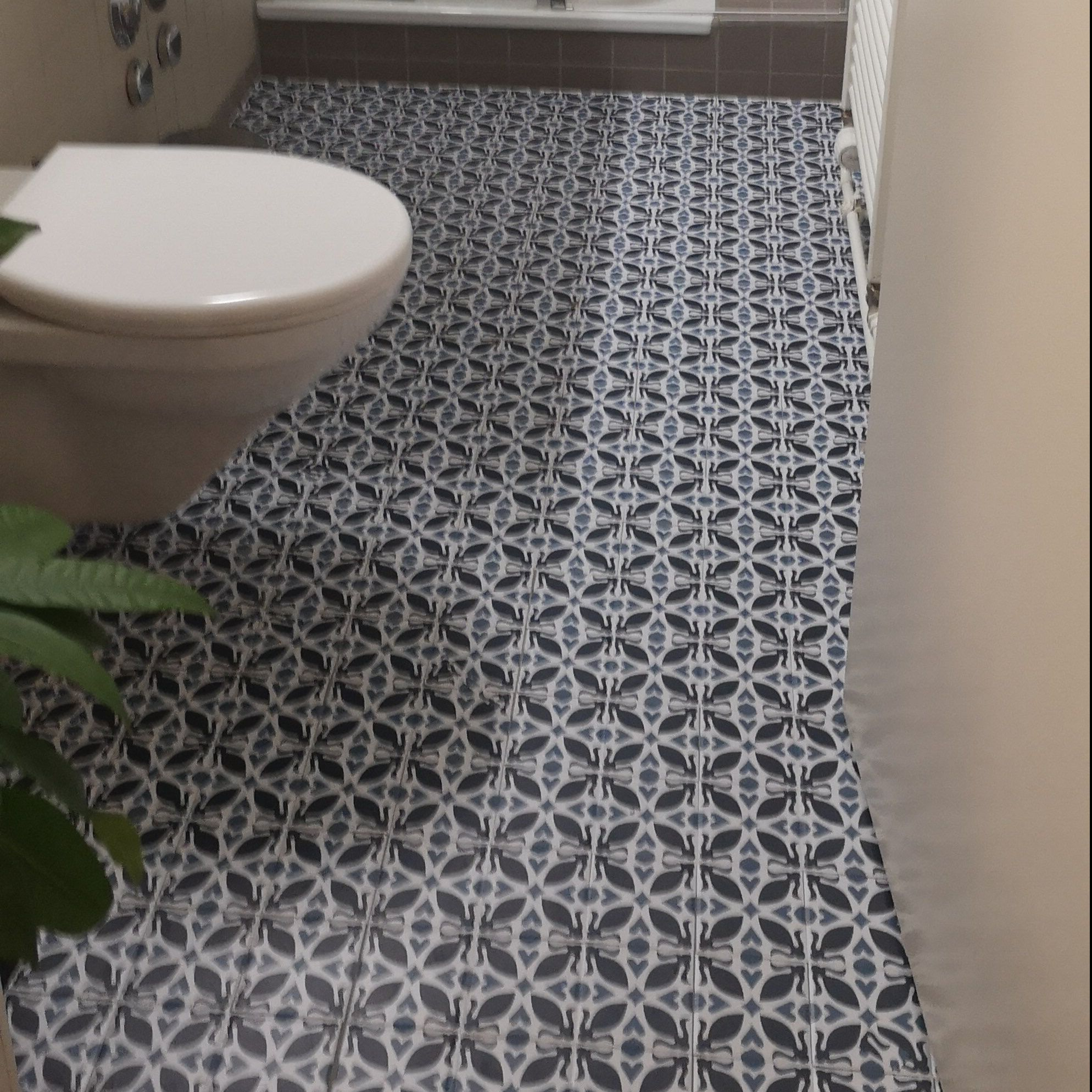Pvc Rugs Floor Tile Stickers Kitchen Tile Stickers By Printip Tile Decals Tile Stickers Kitchen Tile Backsplash Bathroom