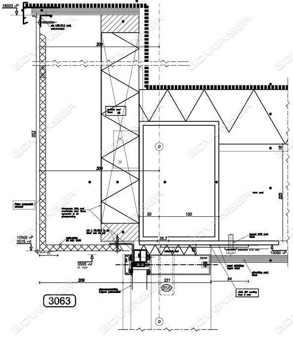 Aluminium Composite Panel Acp Detailing Atap