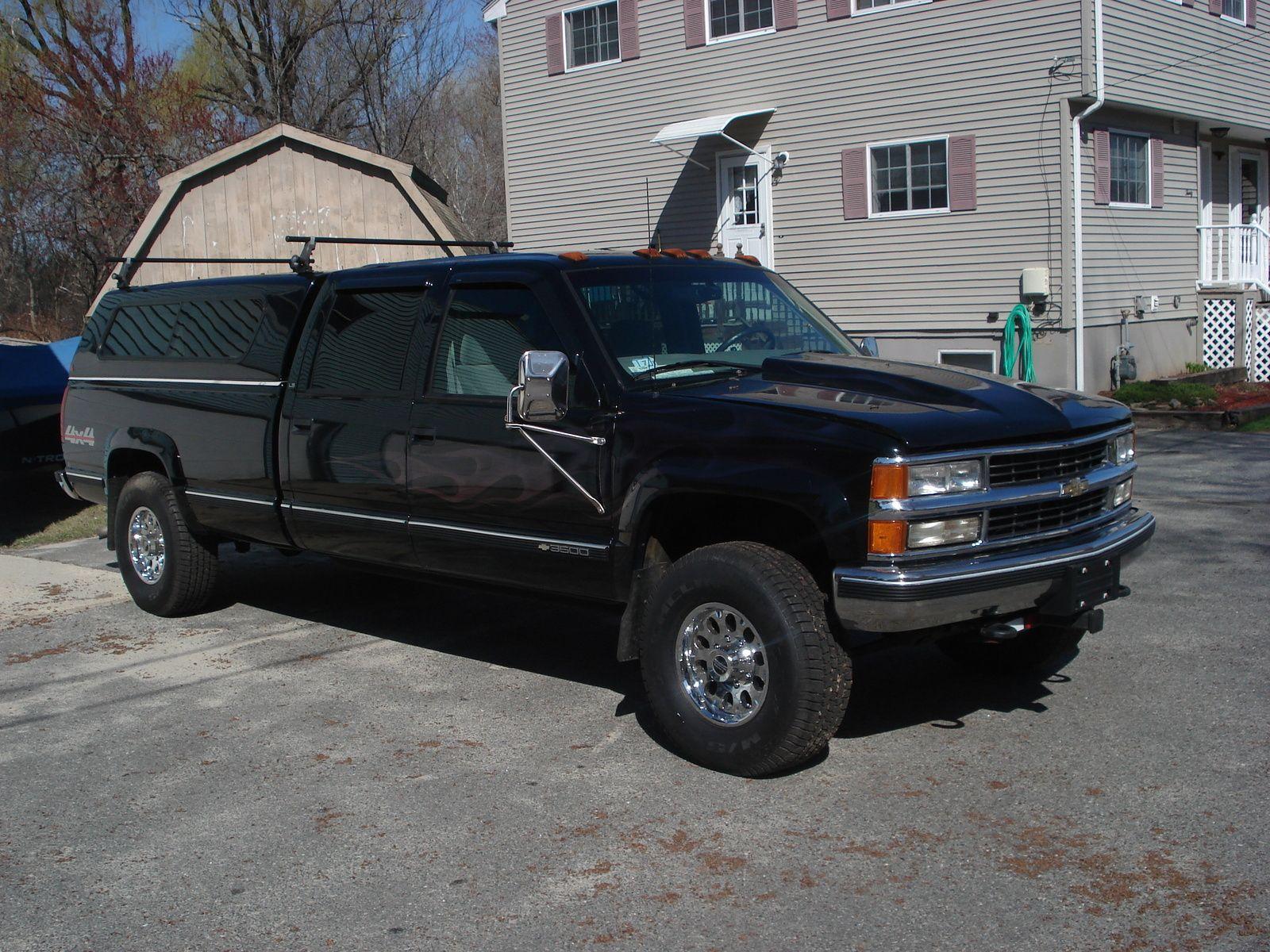 1998 Chevrolet C K 3500 Series 7 Jpg 1600 1200 Built Truck