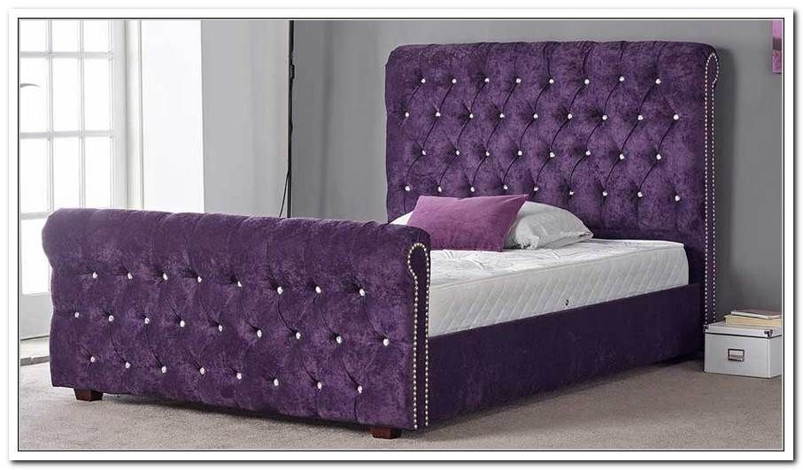 Bed Frame For Purple Mattress