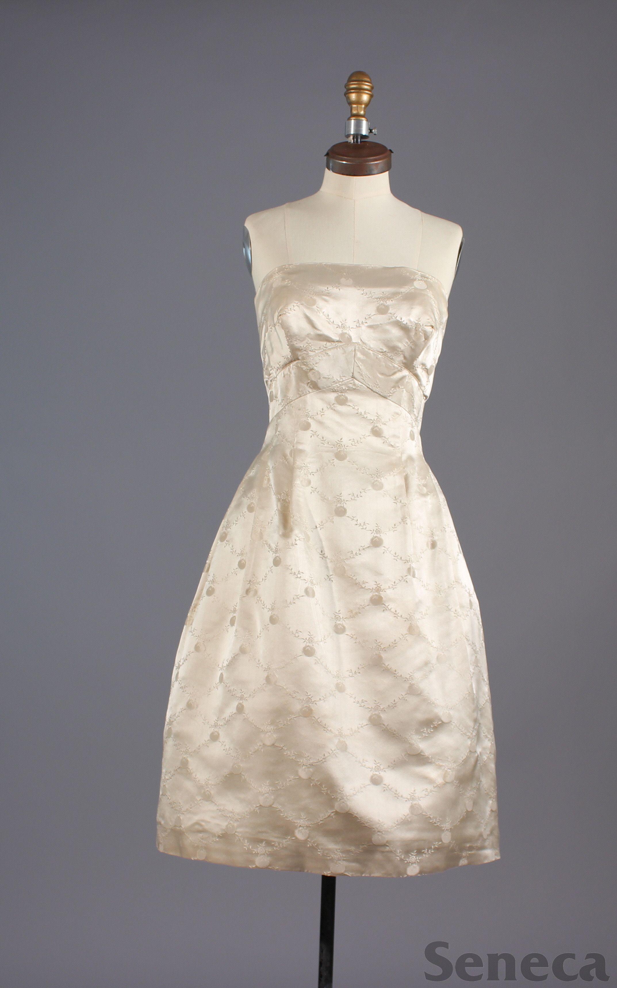 S satin gown vintage style dresses s pinterest
