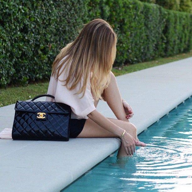 #instafashion #chanel #fashion #blond #theblondesalad - @likefashionn | Webstagram