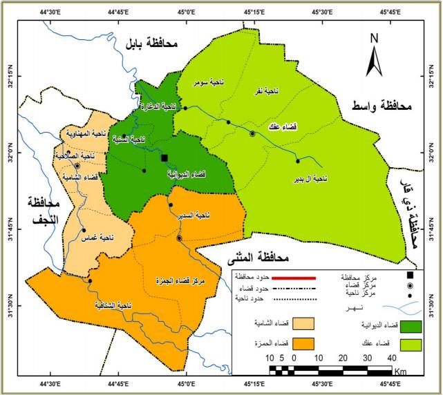 الجغرافيا دراسات و أبحاث جغرافية استراتيجية لتنمية الإسكان الريفي في محافظة القادسي Places To Visit Geography Blog Posts