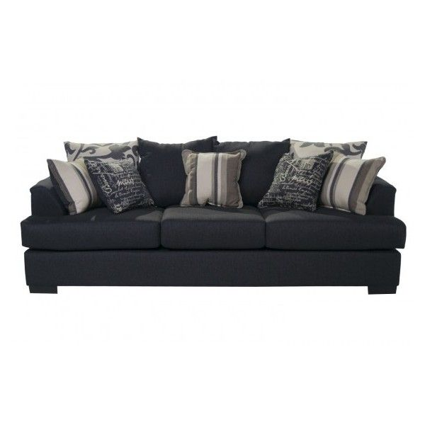 Passport Sofa | Mor Furniture for Less ($500) ❤ liked on Polyvore featuring  home