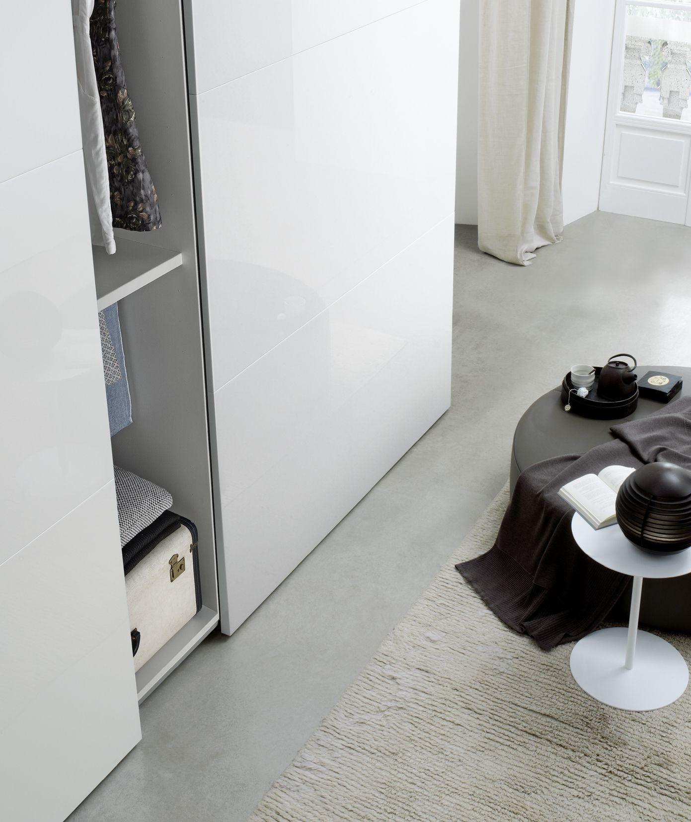 Contemporary sliding door wardrobe furniture [ Barndoorhardware.com ...