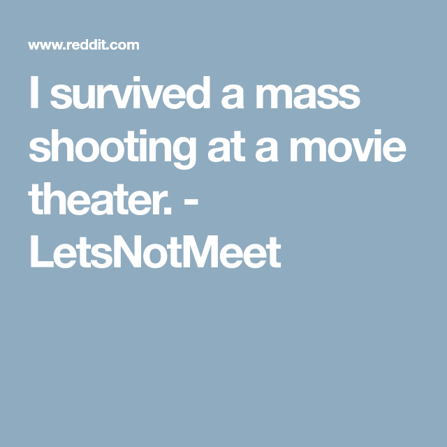 lets not meet movie