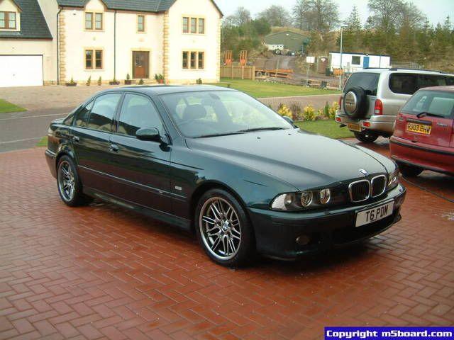 E39 Colours Bmw E39 Bmw 540