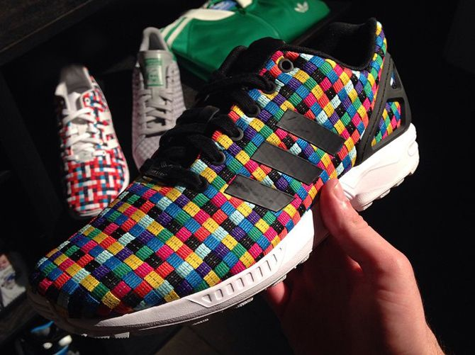 adidas ZX Flux Rainbow Woven | Sole Collector | Adidas zx