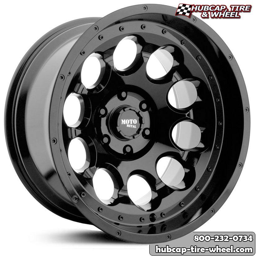 Moto Metal MO990 Rotary Gloss Black Wheels Rims