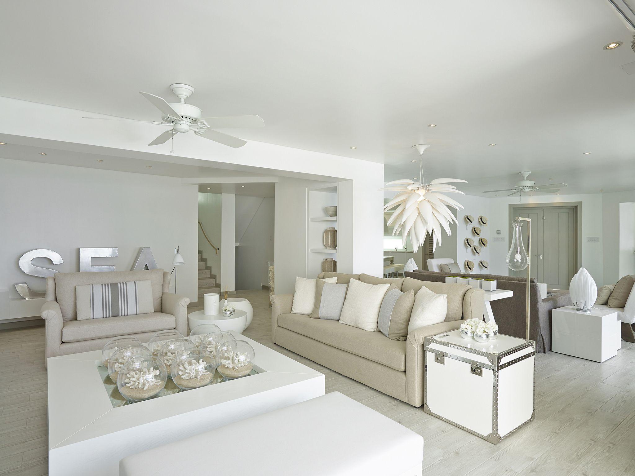 Villa de luxe à la Barbade par Kelly Hoppen Interiors