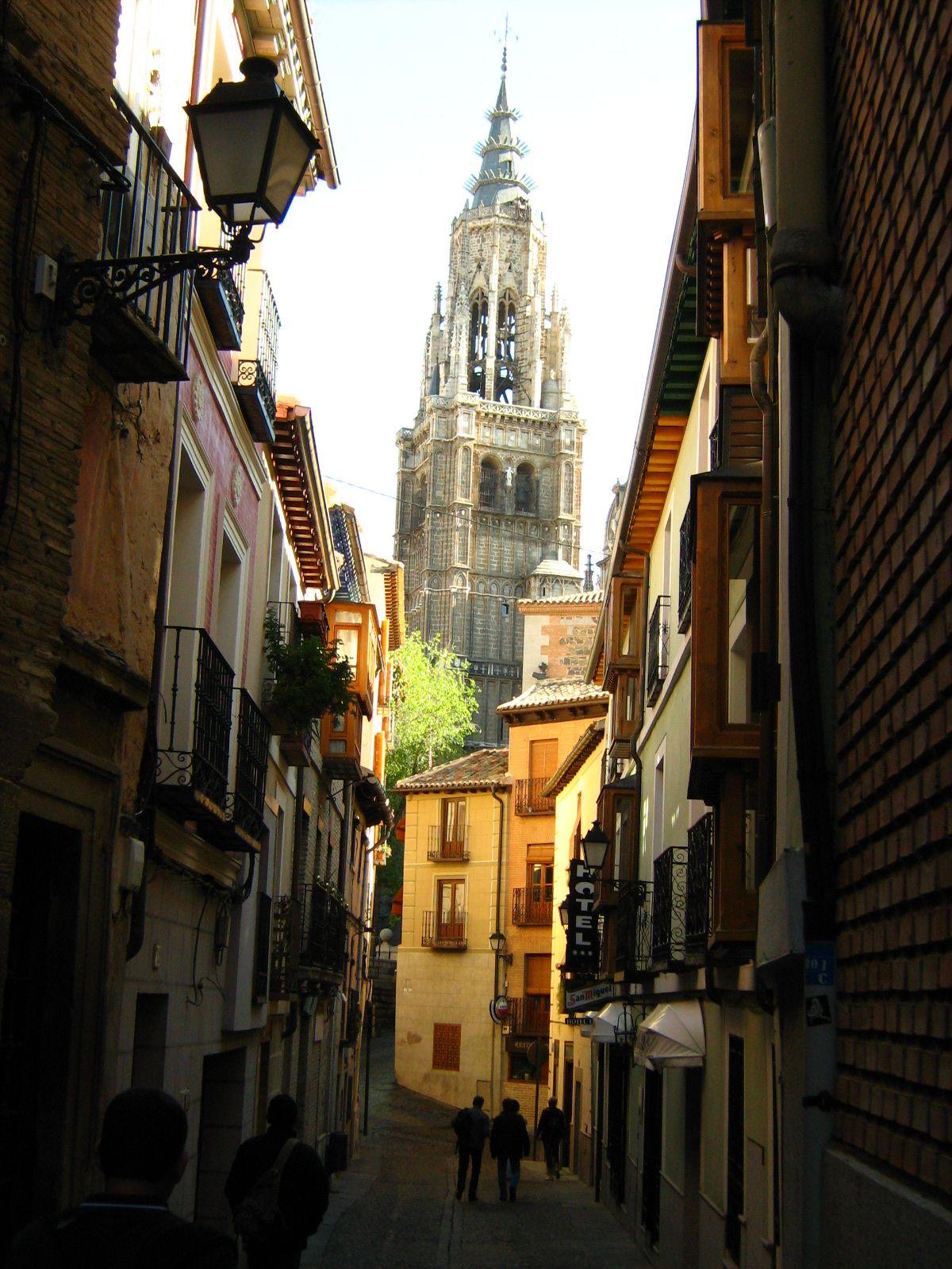 Cidade de Toledo - Espanha