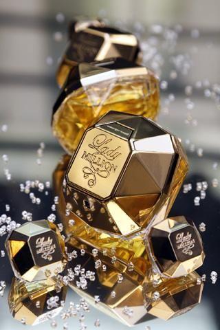 Paco Rabanne   Botella de perfume, Perfume, Perfume de mujer