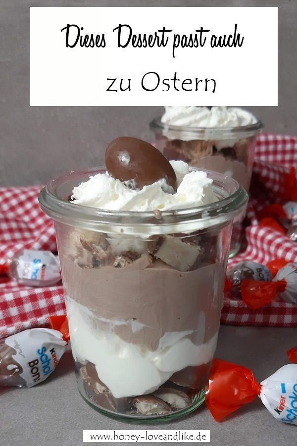 Easter dessert with chocolate sweets -  This is how you make the best children's dessert with chocolate sweets. The dessert also goes  - #chocolate #cookierecipes #dessert #easter #fallrecipes #italianrecipes #lunchrecipes #porkchoprecipes #potatorecipes #salmonrecipes #steakrecipes #sweets