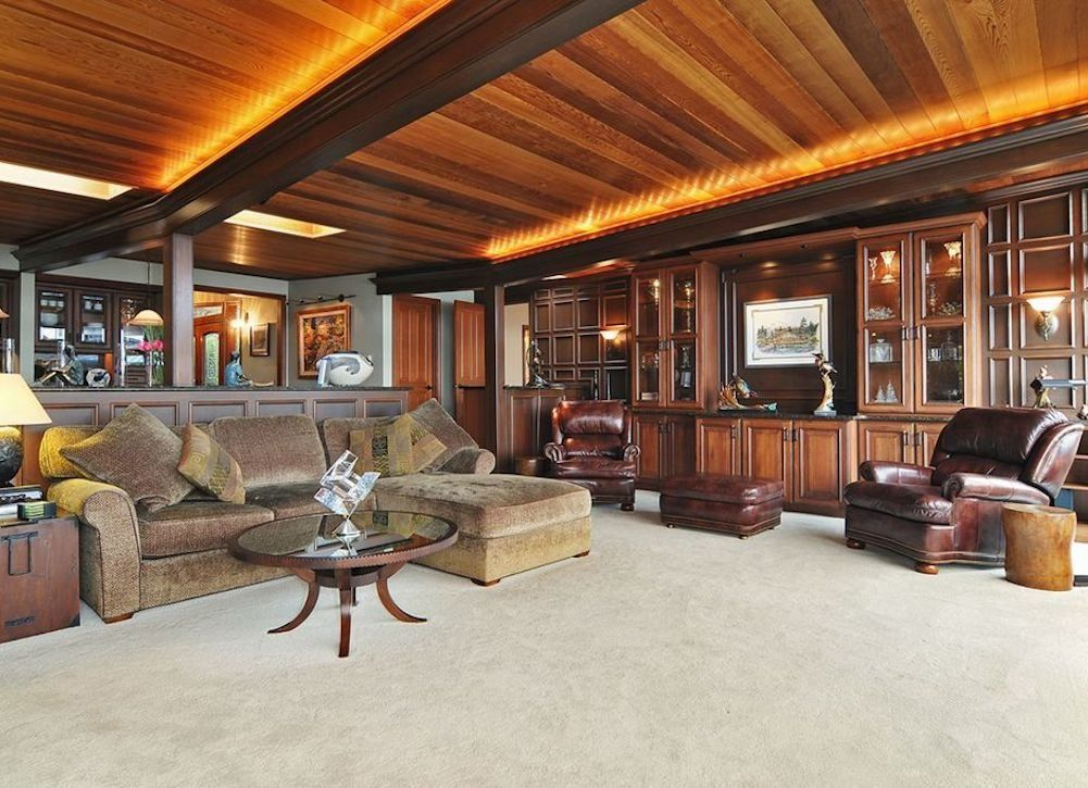 Inspirational Low Ceiling Basement Ideas