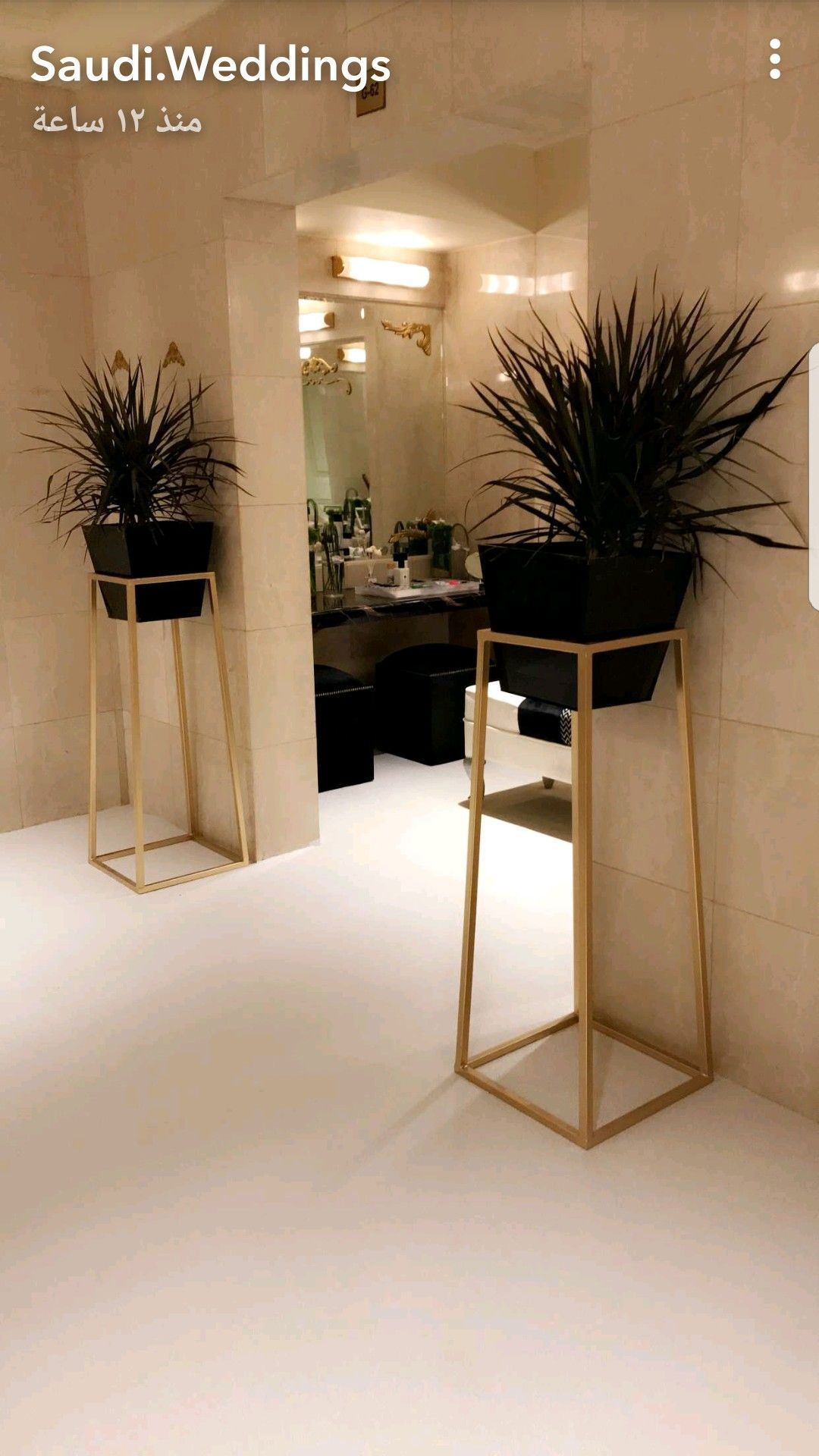 I Like The Stands I Should Look To See How We Can Make Them For My House Great Deco Pieces Table Decor Living Room Home Room Design House Furniture Design