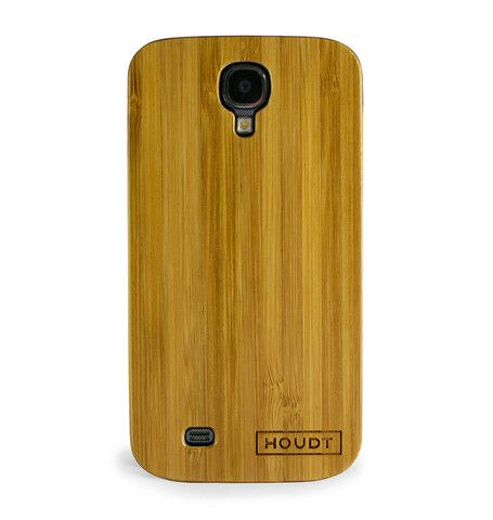 Samsung S4 Houdt Bamboo Case  #SamsungS4  #SamsungCovers #SamsungWoodenPhoneCovers