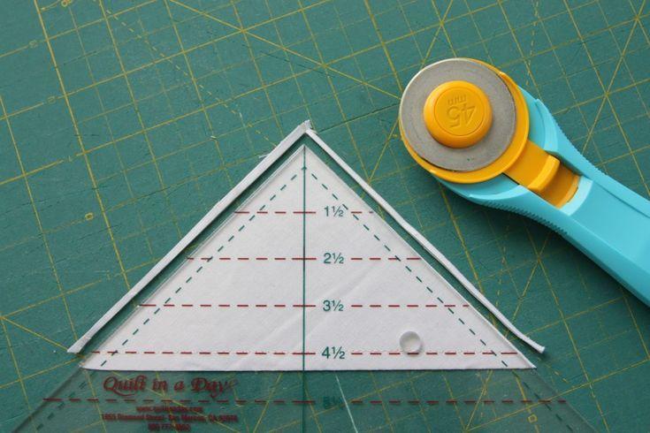 Half Square Triangles Template Sewing Half square triangles template  how to make half square triangles half square triangles quilts half square triangles tutorial half s...