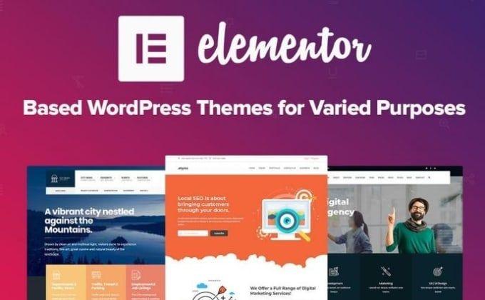 Seochallenger I Will Clone Design Responsive Wordpress Website Using Elementor Page Builder For 15 On Fiverr Com In 2020 Wordpress Website Wordpress Web Design