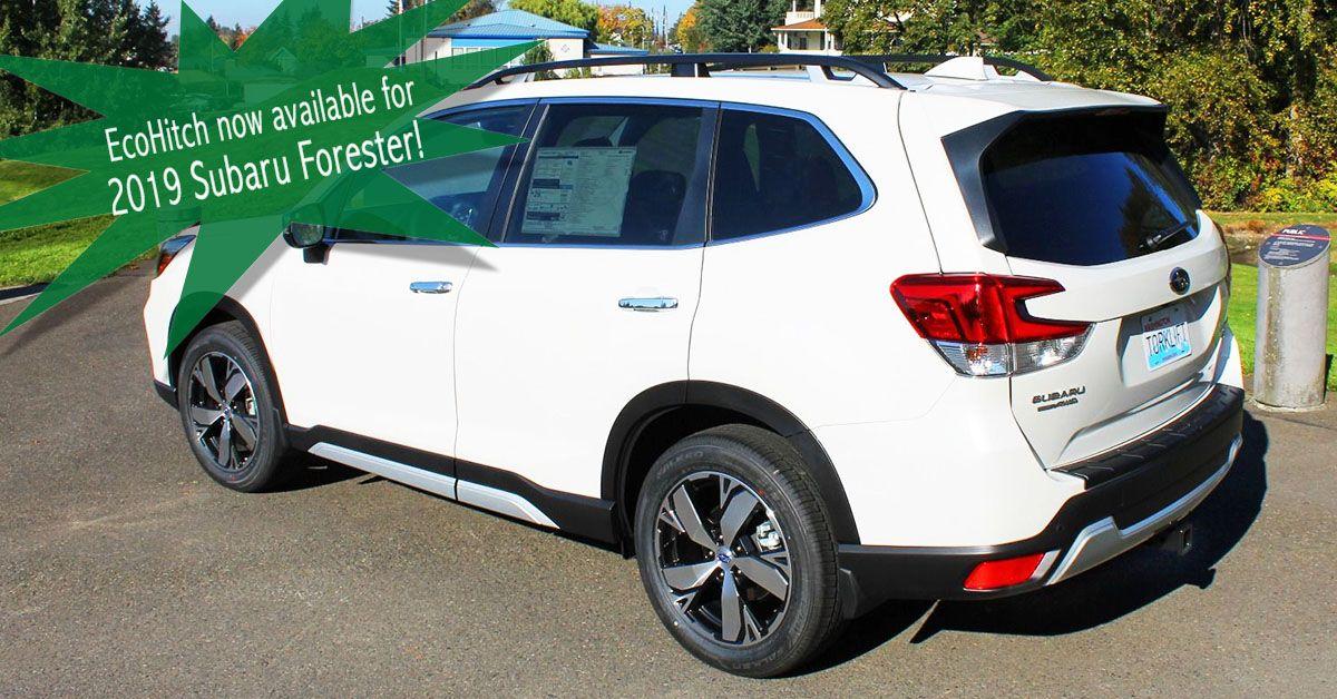 20192020 Subaru Forester Hidden EcoHitch Subaru