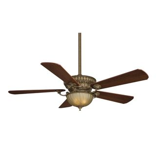 Fanimation Ventana 52-inch Sedona Beige 2-light Ceiling Fan | Overstock.com Shopping - Great Deals on Fanimation Ceiling Fans