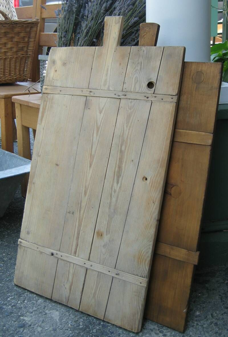 Large Belgian Bread Boardsseveral Of These European Boards Just