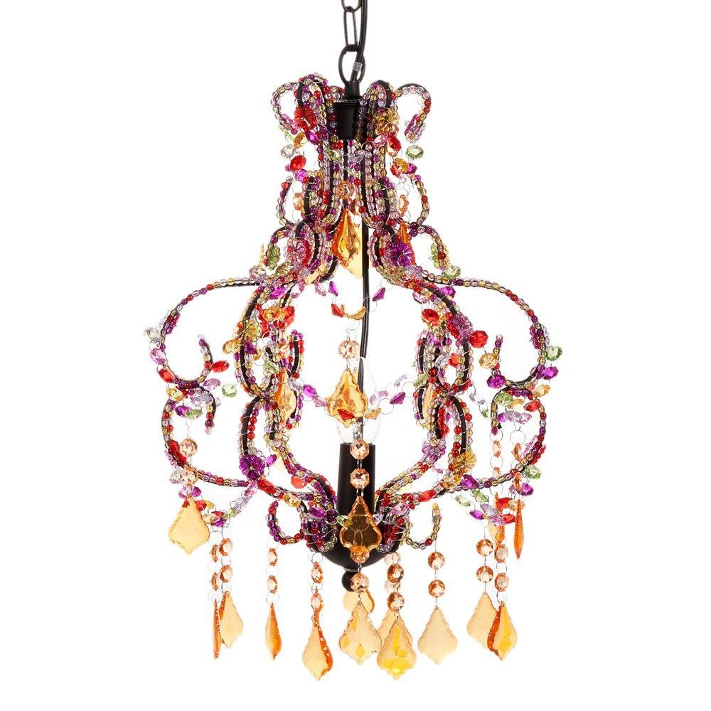 Ethnic multicoloured chandelier decor pinterest multicoloured ethnic multicoloured chandelier arubaitofo Gallery