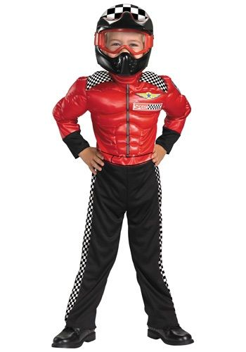 Turbo Racer Costume Racer Costume Race Car Driver Costume Toddler Costumes