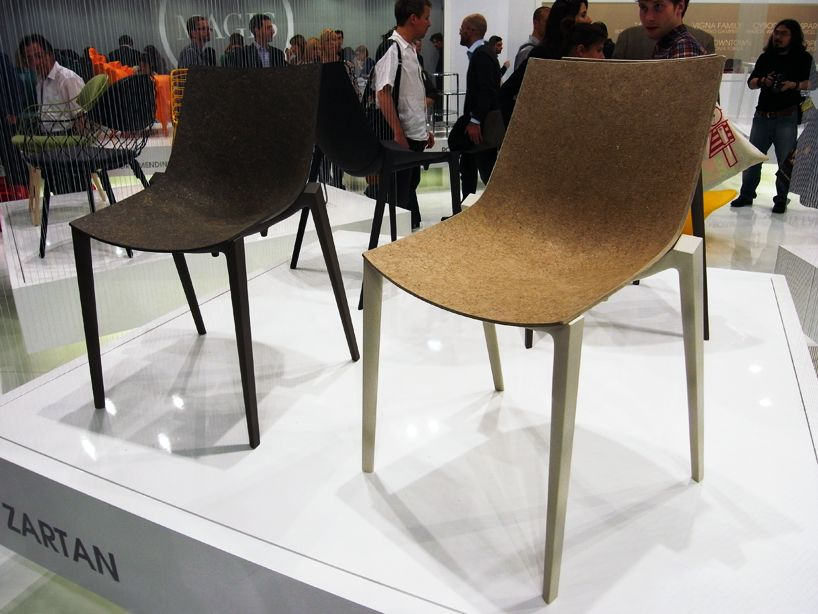 liquid wood: philippe starck with eugeni quitlet created zartan for ...