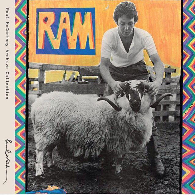 RAM um clássico do rock.