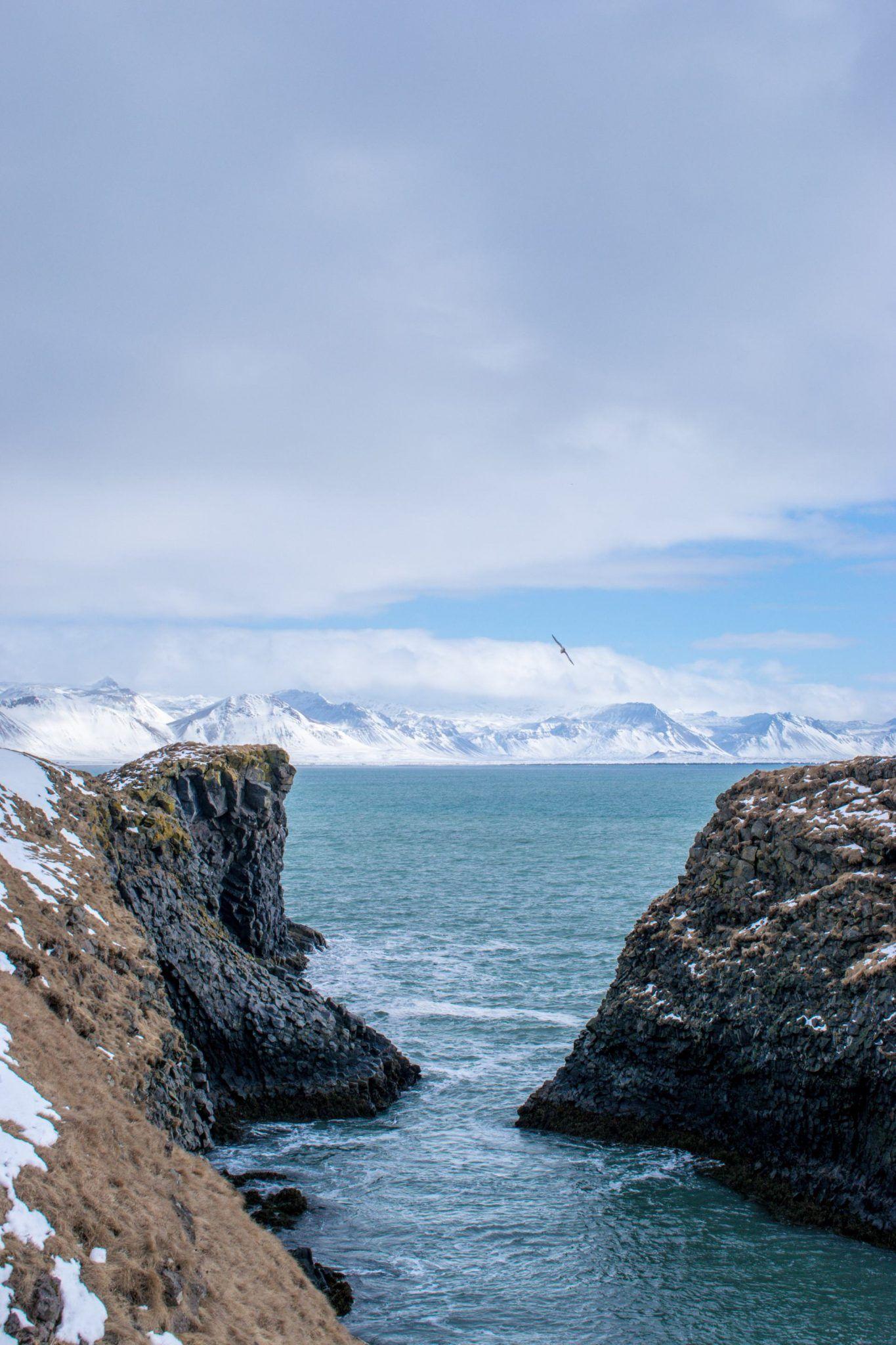 Exploring Arnarstapi, Iceland - Kat Got Your Tongue? - FOOD  TRAVEL