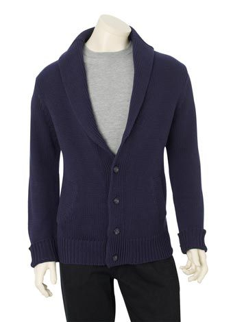 Austin Reed Navy Shawl Collar Cardigan Well Dressed Men Navy Shawl Shawl Collar Cardigan