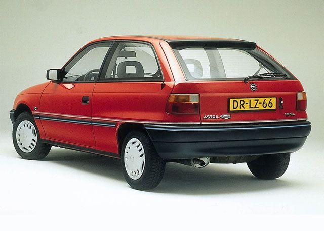 Astra Gsi Site De Geschiedenis Van De Opel Astra Gsi Klassieke Auto S Auto Geschiedenis