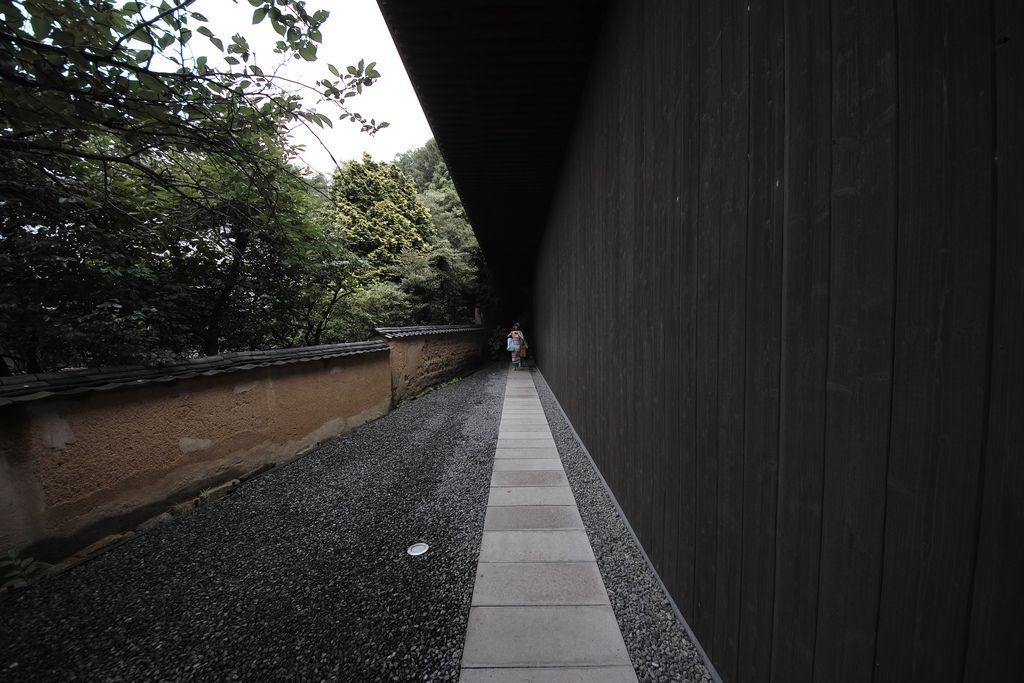 Arthouse Project Minamidera By James Turrell And Tadao