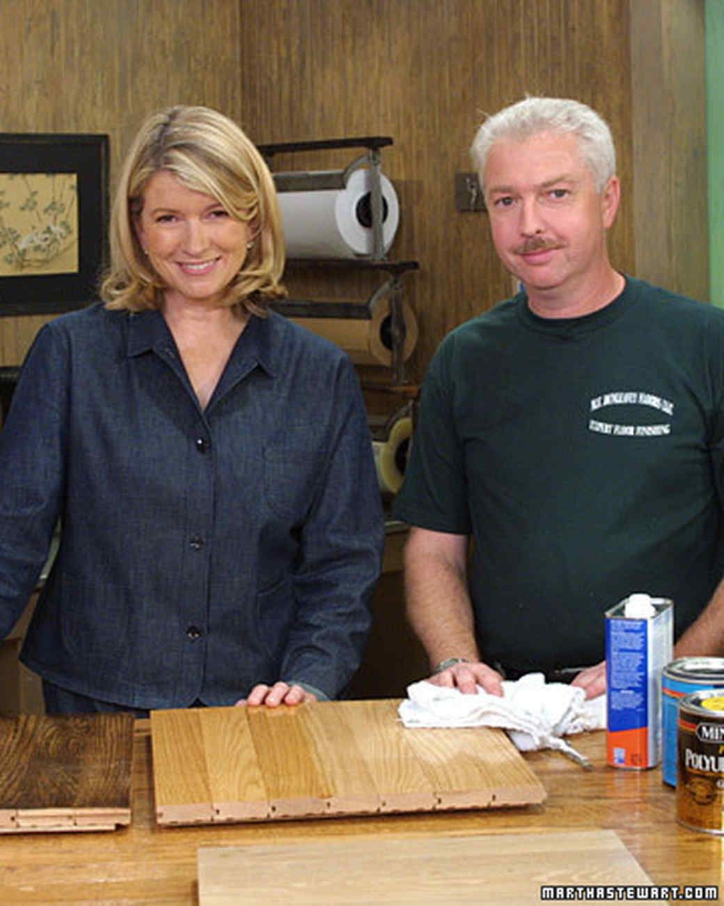 Protect wooden floors martha stewart living guard against scratches on wooden floors make sure there are surface protectors on the undersides of