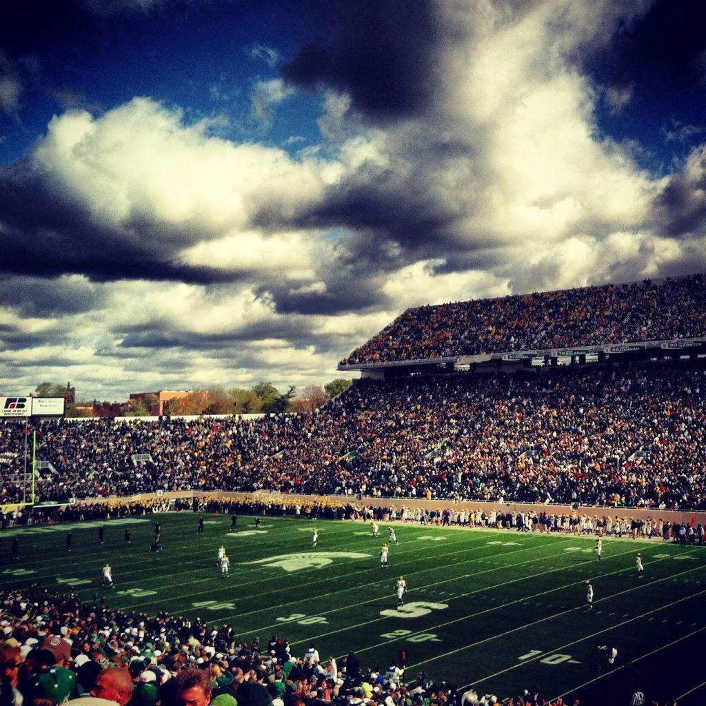 Spartan Stadium Michigan, Michigan state, Life