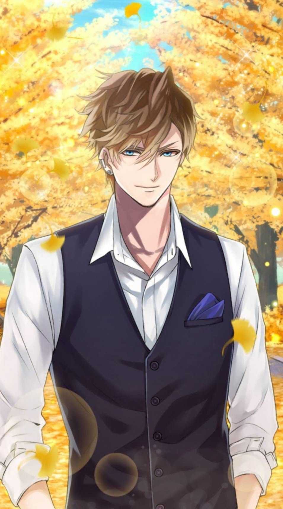Beautiful Anime Boy Wallpaper
