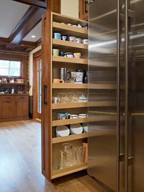 53 Mind-blowing kitchen pantry design ideas | Dead space, Cleaning ...