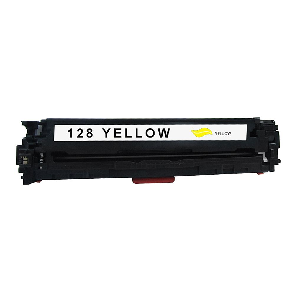 Image Refurbished HP 128A Compatible Toner Cartridge for Hewlett Packard CE322A