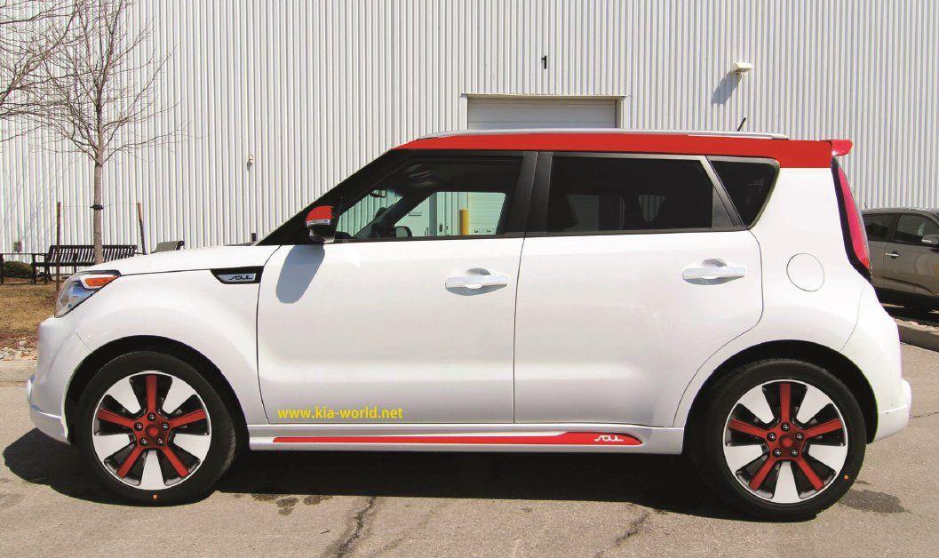 White Special Edition Kia Kia Soul Edition