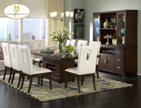 elmhurst collection table chairs and server also get these chairs rh pinterest co uk Counter Height Dining Chairs Counter Height Small Dining Table