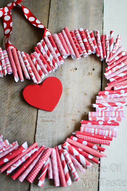 22 Valentine's Day Crafts {The Weekly Round UP} - This Silly Girl's Kitchen