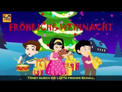 Traditionelle Weihnachtslieder.Traditionelle Weihnachtslieder Mix Ihr Kinderlein Kommet Jingle