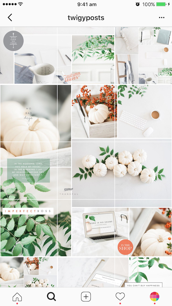 Aplikasi Grid Video Instagram