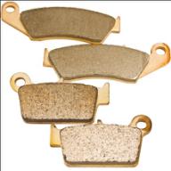 Semi Metallic Nao Low Metallic Nao Ceramic And Sintered Brake Pads What S The Advantage And Disadvantage And How To Chose C Brake Pads Metal Car Brake Pads