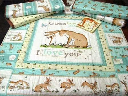 Guess How Much I Love You Comfort Blanket - Toy Store Offers