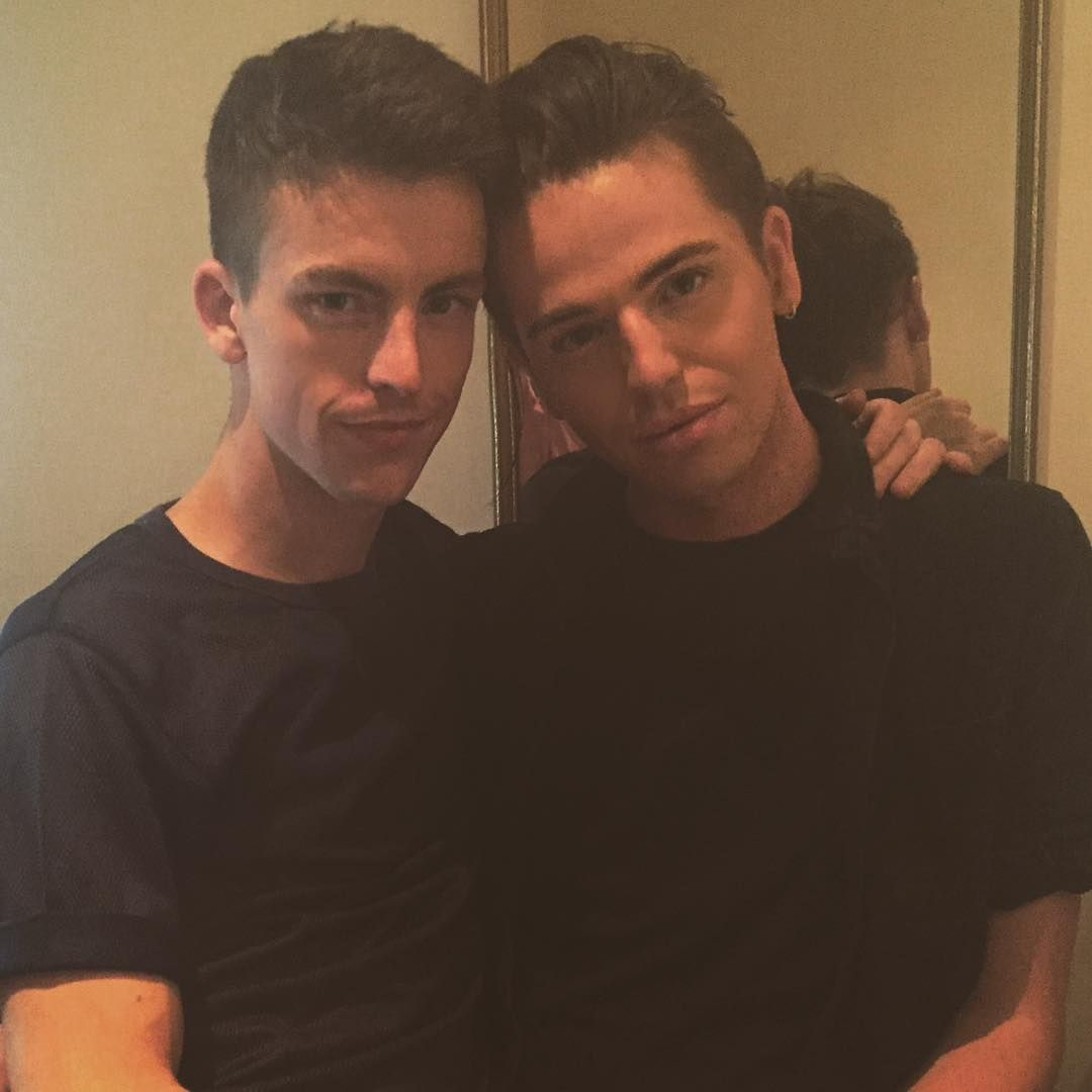 Kyle Reece Preston sur Instagram: Me&G