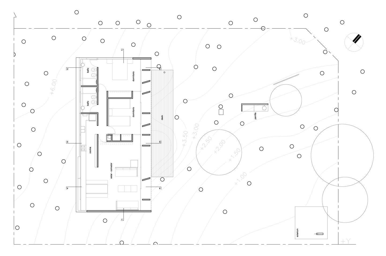 Galeria De Casa De Hormigon Bak Arquitectos