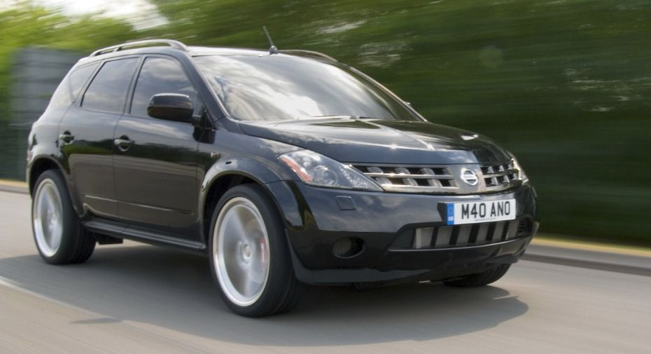 The History And Evolution Of The Nissan Murano Nissan Murano Nissan 2007 Nissan Murano