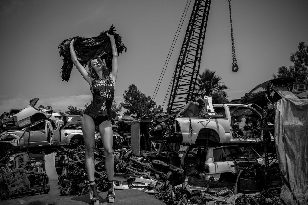 Sex in the junkyard